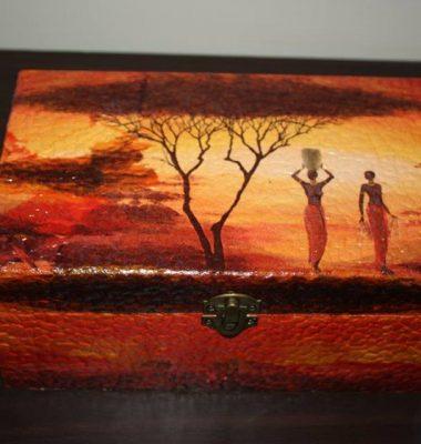 bucuria de a dărui Cadoul perfect creat de tine apus de soare 380x400