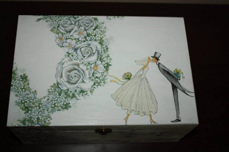 cutie de nunta bucuria de a dărui Cadoul perfect creat de tine cutie de nunta 800x533