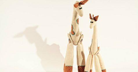 Jucăriile prind viață în atelierul Pamelei