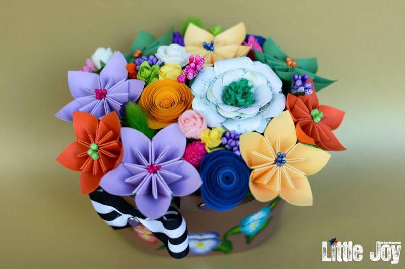 flori de hârtie Flori de hârtie. Cum să faci din arta origami o afacere flori de hartie 14 800x532