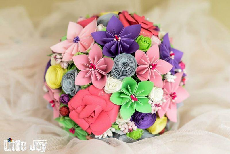 flori de hârtie Flori de hârtie. Cum să faci din arta origami o afacere flori de hartie 2 800x535