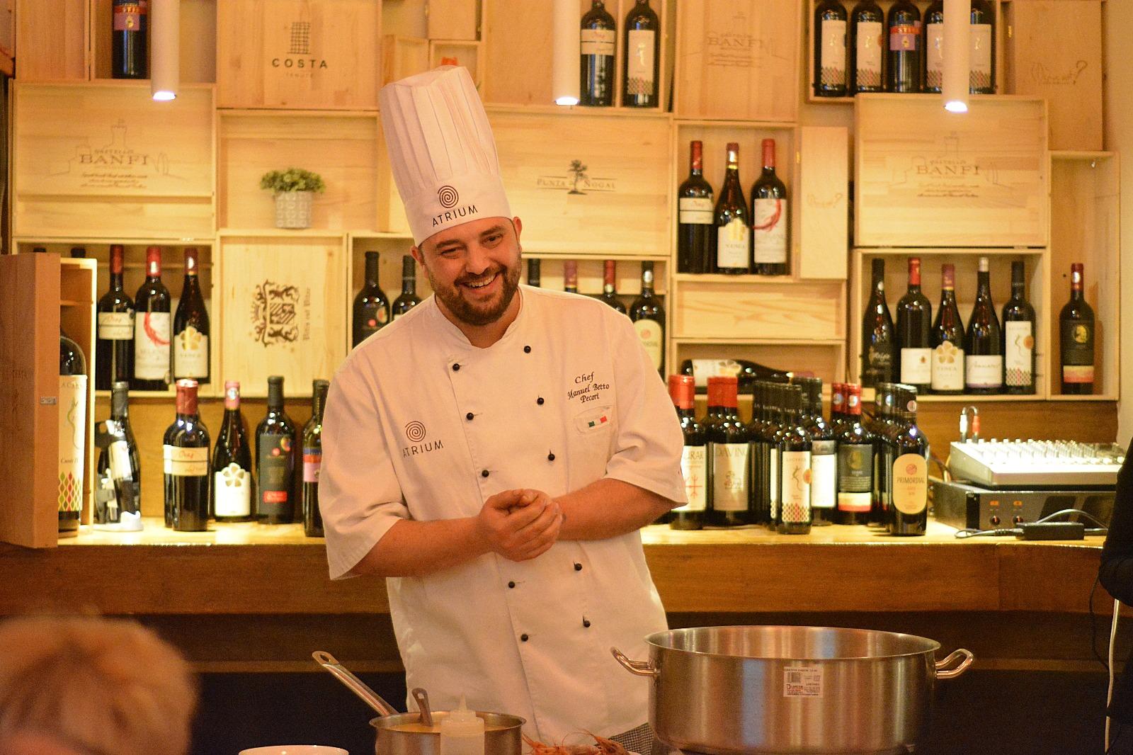 chef Chef Manuel, italianul care vrea să deschidă o școală de bucătari la Sibiu chef 1
