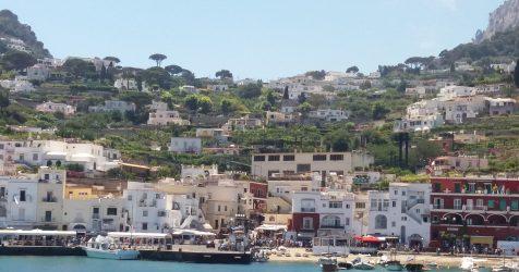 Capri, mirajul unei insule