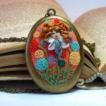 dollme pandantiv vintage winged fairytale 150x150