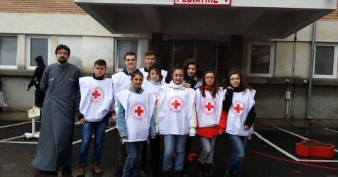 Solidaritatea salvează vieți