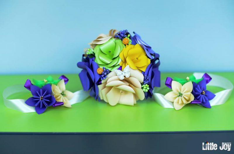 flori de hârtie Flori de hârtie. Cum să faci din arta origami o afacere flori de hartie 10 800x527