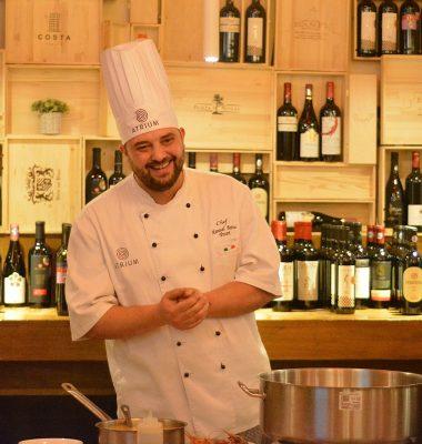 chef Chef Manuel, italianul care vrea să deschidă o școală de bucătari la Sibiu chef 1 380x400