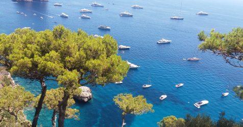 Vacanta perfectă în Capri
